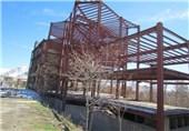 تالار شهر بیرجند به کما رفت؛ پروژهای 7 ساله با پیشرفت فیزیکی 13 درصدی