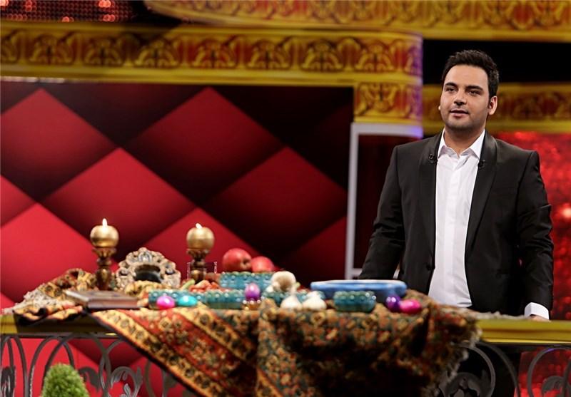 برنامه نوروزی احسان علیخانی از امشب شروع میشود