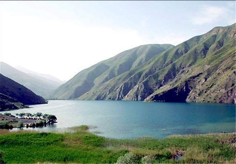 دریاچه گهر دورود1