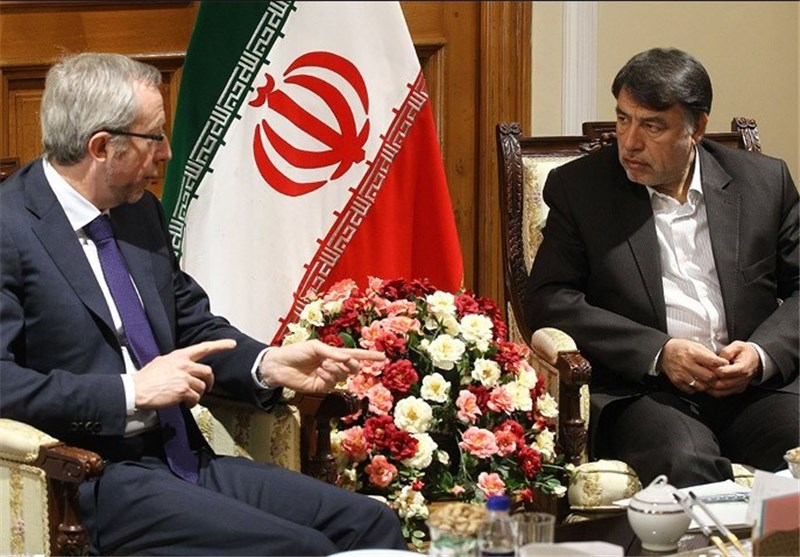 MP Describes Iran-Belgium Ties as Ever-Growing