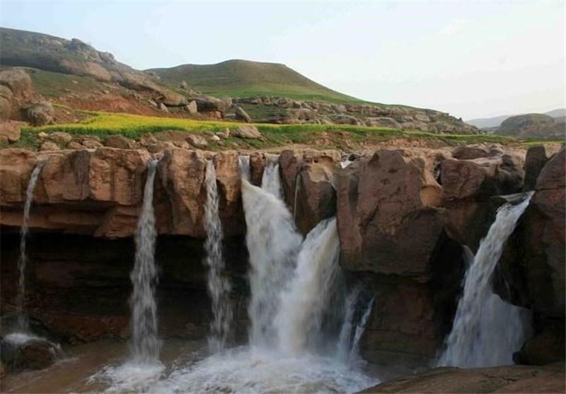 آبشار افرینه لرستان