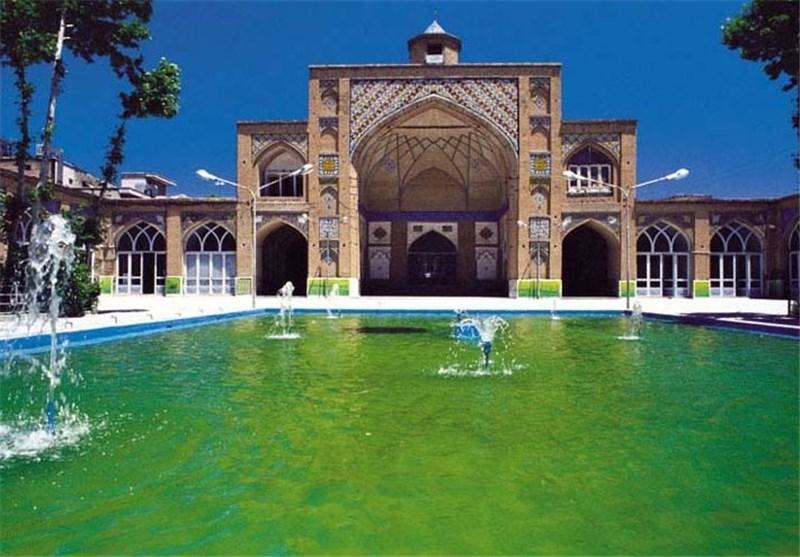 مسجد جامع بروجرد5