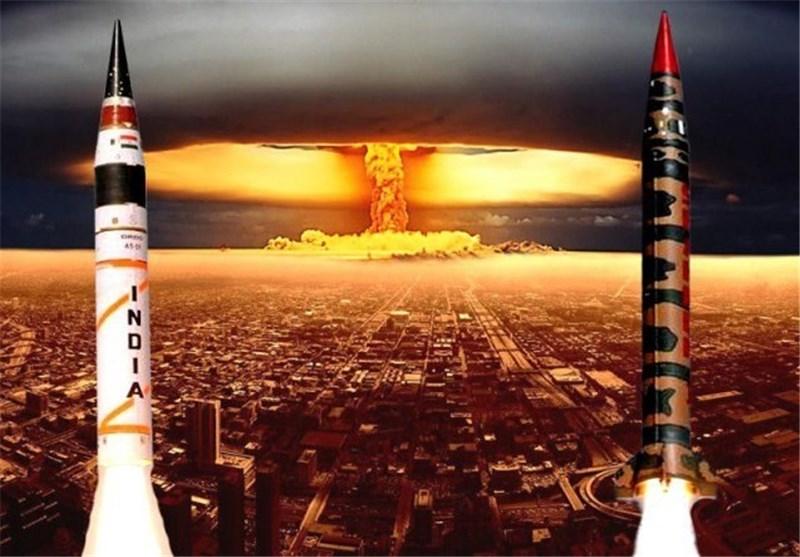 رقابت موشکی هند و پاکستان