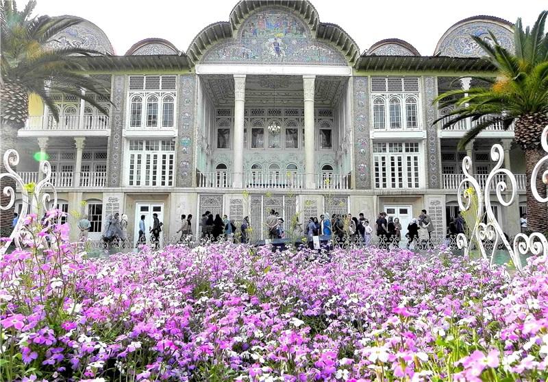 Eram Garden, An Image of Paradise