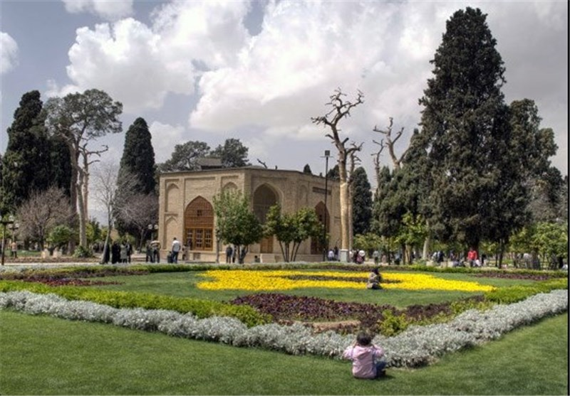 Jahan Nama Garden: An Old Garden in Shiraz
