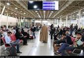 بازدید معاون گردشگری میراث فرهنگی از فرودگاه مهرآباد و ترمینال جنوب