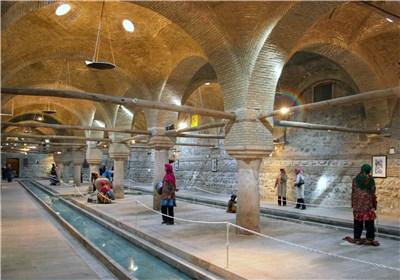 Rakhtshooy Khaneh Historical Edifice in Iran's Zanjan