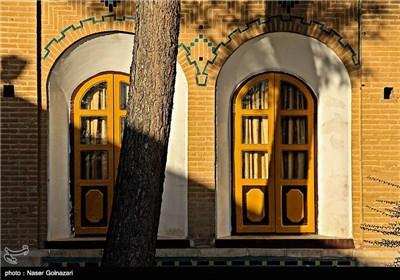 Iran's Beauties in Photos: Falahati Palace in Ilam