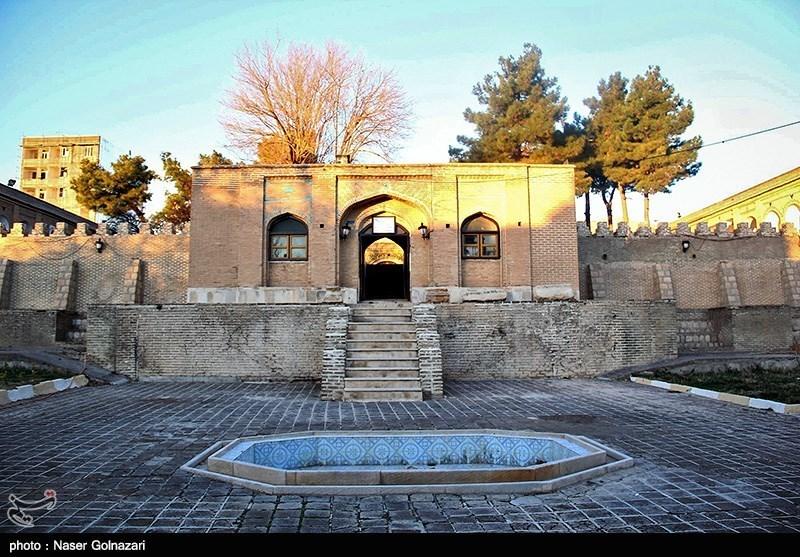 کاخ فلاحتی - ایلام