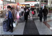 یک بام و دوهوای ممنوعیت سفر به مشهد/ سفرهای هوایی و ریلی کرونا ندارد؟