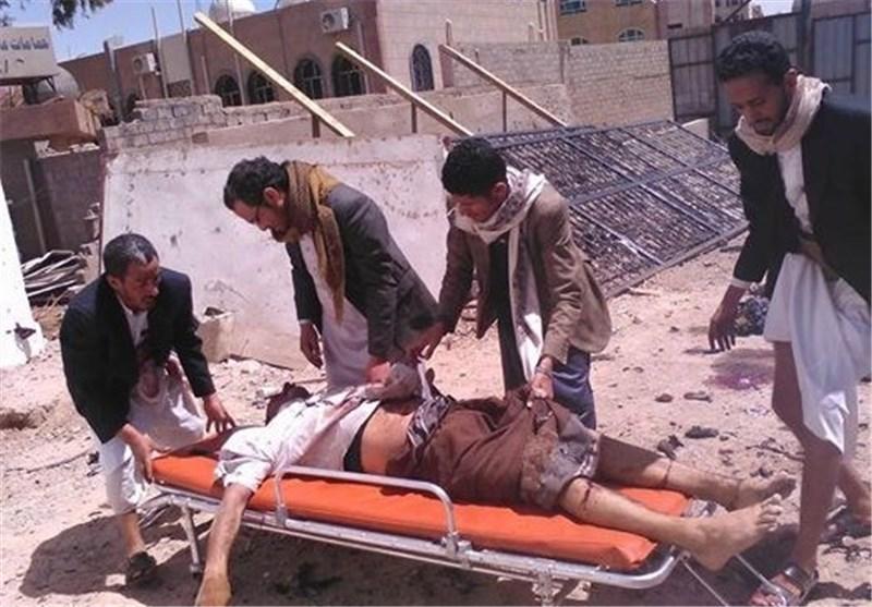 تفجیر ارهابی یطال المشارکین فی صلاة الجمعة بصنعاء یؤدی الى استشهاد واصابة 100 مواطن یمنی
