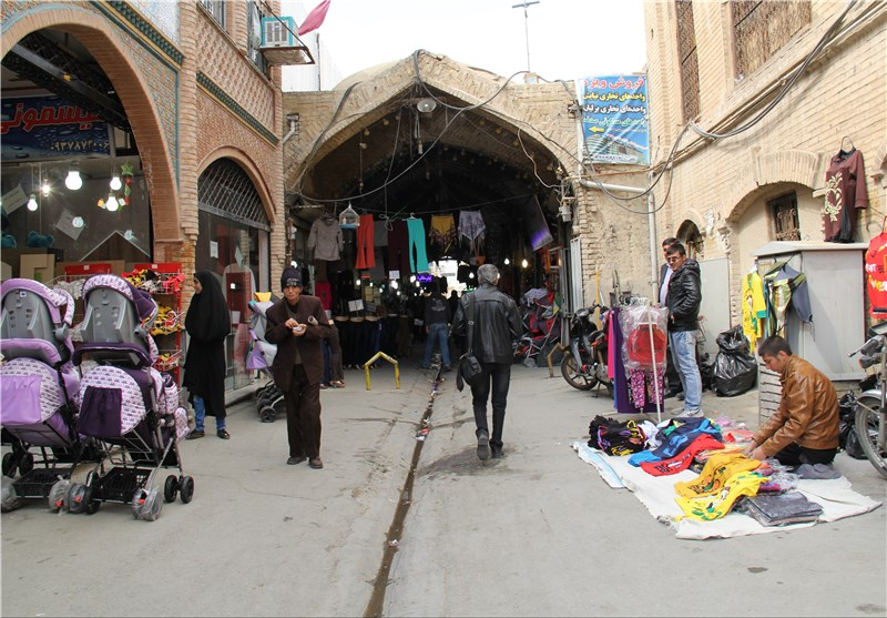 بازار عید اراک
