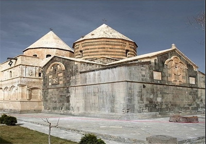 Monastery of Saint Thaddeus, A UNESCO-Inscribed Tourist Spot in Iran