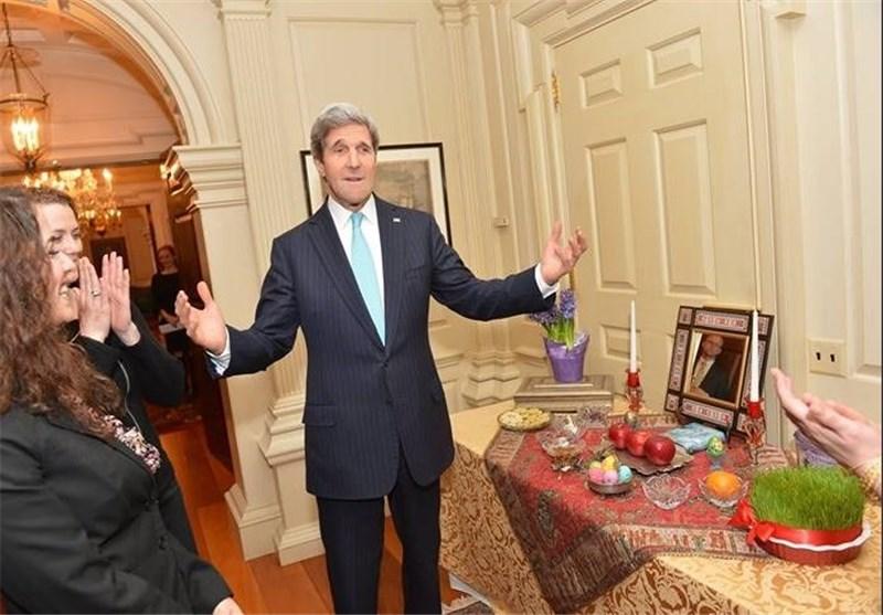 جان کری: داشتن یک برنامه اتمی صلحآمیز حق ایران است