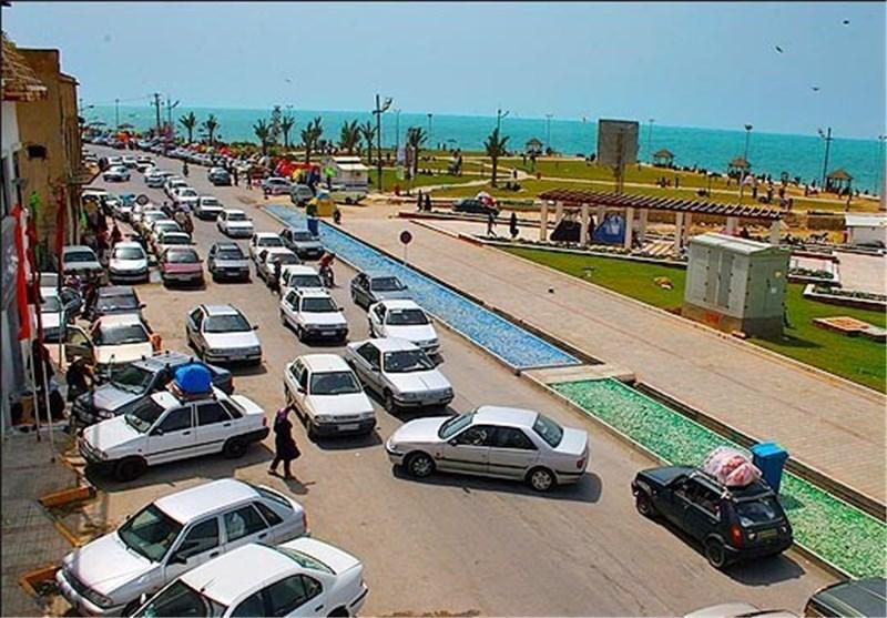 12 کیلومتر ساحل بوشهر محل اسکان گردشگران است