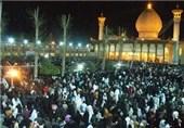 بیش از 25 هزار نفر زائر در شاهچراغ(ع) در سه روز اول سال 93