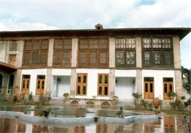 عمارة کلبادی فی محافظة مازندران