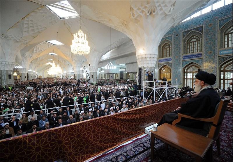 دعوت تولیت آستان قدس از مردم برای شرکت در سخنرانی نوروزی مقام معظم رهبری