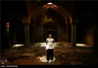 Iran's Beauties in Photos: Hammam-e Ali Gholi Agha