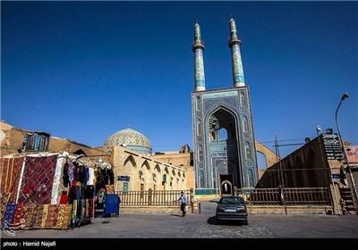 Iran's Beauties in Photos: Jame Mosque of Yazd