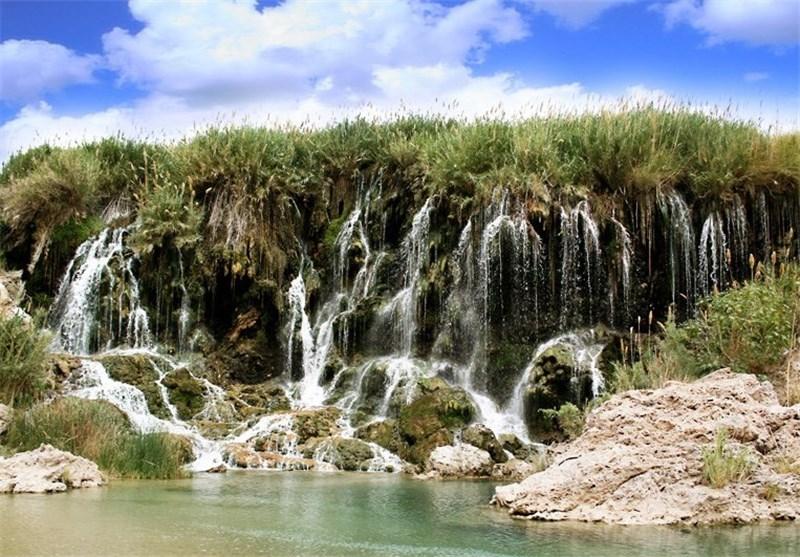 داراب شهرعجیب ترین آبشار دنیا+ تصاویر - خبرگزاری تسنیم ...