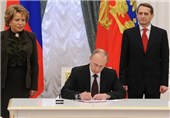 رئیسجمهور بلاروس: کریمه بخشی از روسیه است