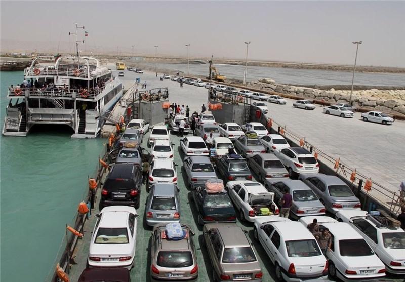 بیش از 215 هزار مسافر نوروزی در بنادر هرمزگان جابهجا شدند