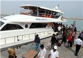 جزایر کیش، قشم و هرمز، مقصد عمده مسافران نوروزی هرمزگان است