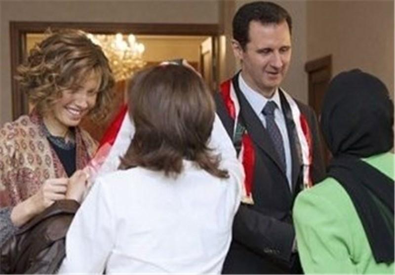 الأسد أمام وفد المعلمین : السوریون یخوضون حرباً ضد الأفکار الظلامیة