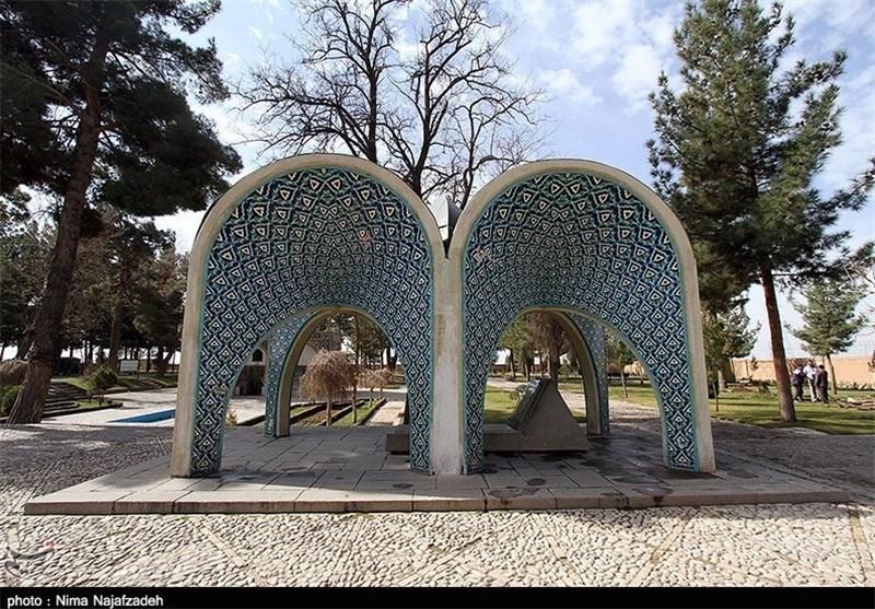 آرامگاه عطار نیشابوری به روایت تصویر