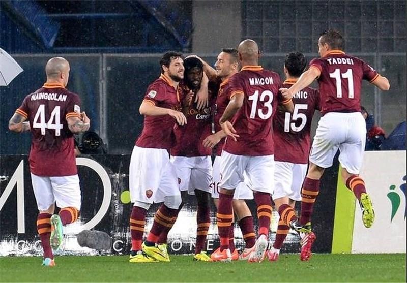 پیروزی رم و تورینو در شب نخست