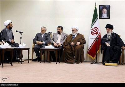 قائد الثورة الاسلامیة: طوائف بختیاری واللور من أفضل وأوفی الطوائف الایرانیة