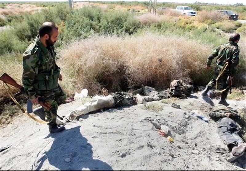 """کمین ارتش سوریه در منطقه """"عدرا"""" در غوطه شرقی"""