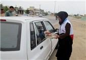 مشارکت 100 امدادگر هلال احمر در پایگاههای امداد و نجات دیر