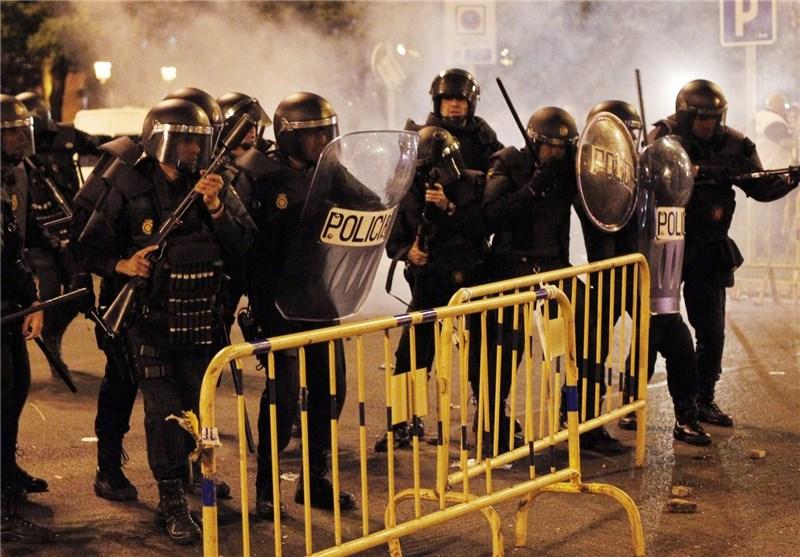 اعتراض در اسپانیا