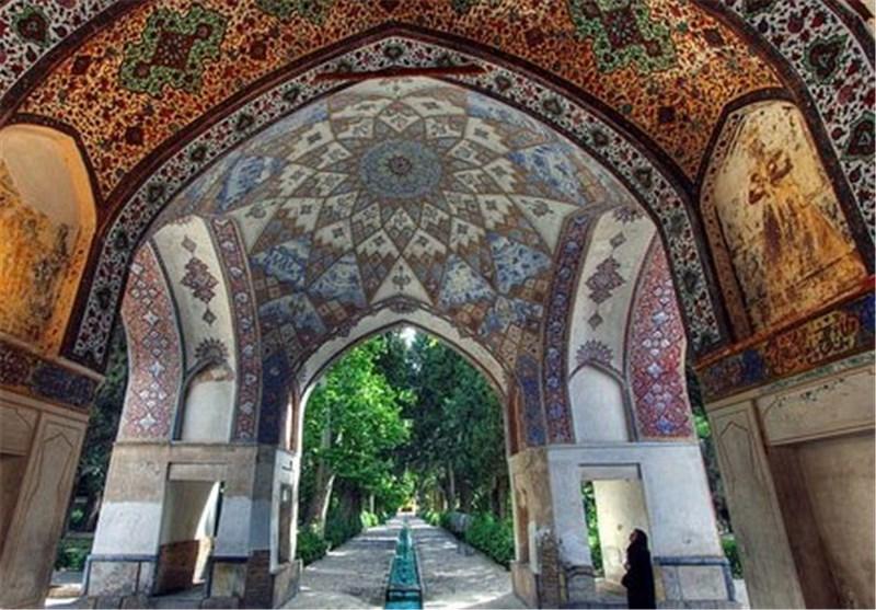 باغ فين کاشان 2