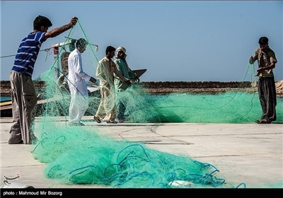 Iran's Beauties in Photos: Chabahar Port