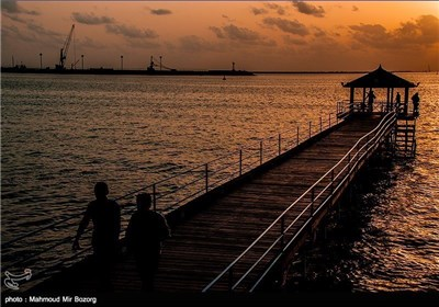 Iran's Beauties in Photos: Chabahar Port