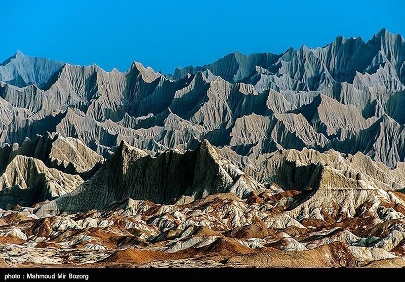 عکس رشته کوه البرز