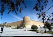 ارگ کریمخان؛ دومین بنای آجری تاریخی فارس + تصاویر