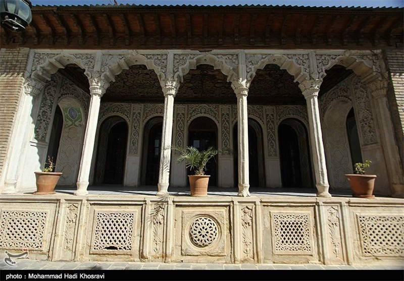 عکس خانه زینت الملوک شیراز
