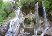 Akhlamad: One of the Waterfalls in Khorasan Razavi Northeast of Iran