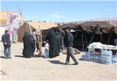 کرمانشاه| 22 سیاه چادر در شهرستان روانسر برپا میشود