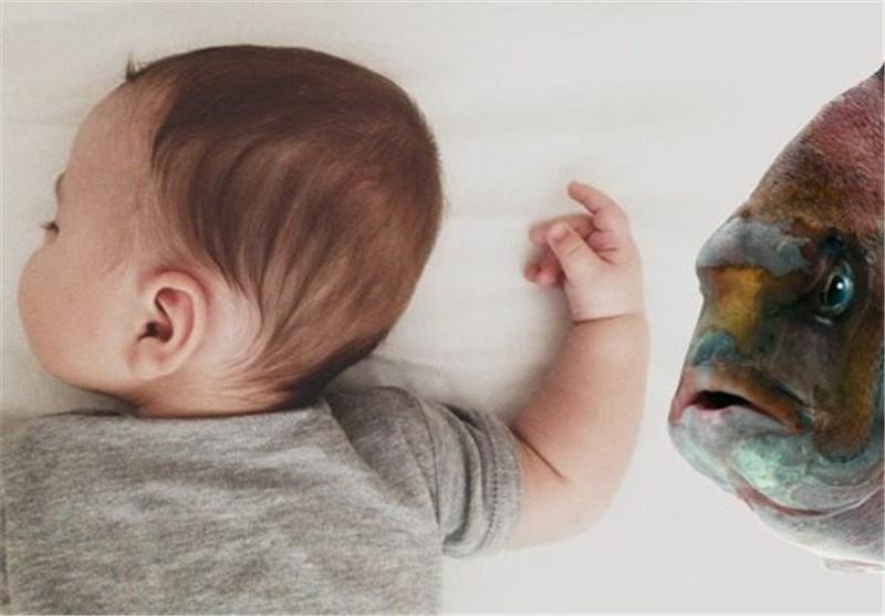 الأسماك البحرية تساعد في علاج النوم الأطفال