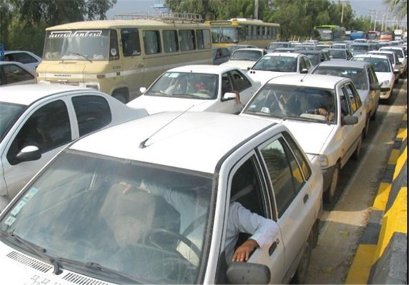 ۲۹۰ میلیون تردد خودرو در محورهای مواصلاتی استان مازندران ثبت شد