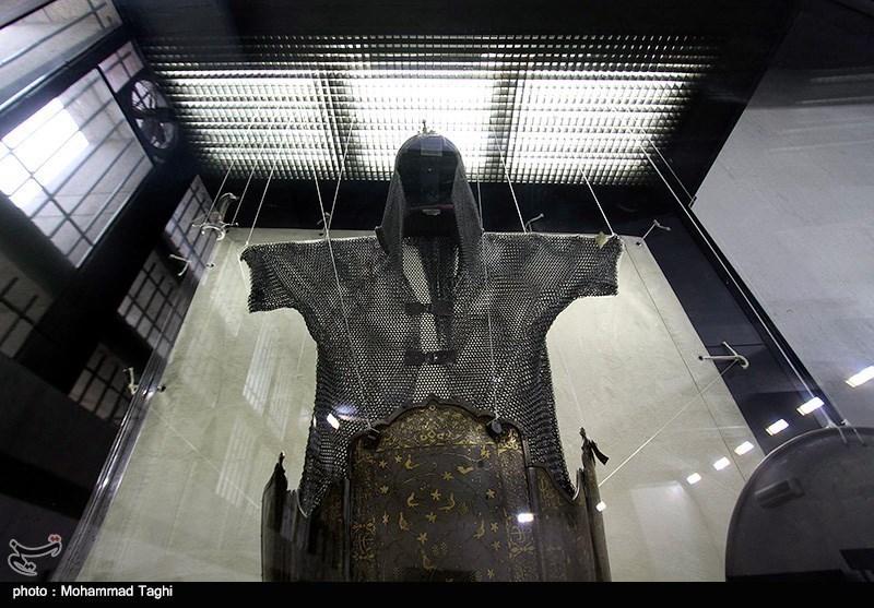 متحف نادرشاه فی مشهد المقدسة