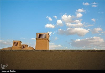 بستان دولت آباد فی یزد