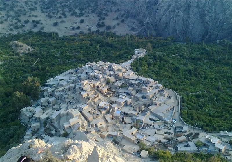 روستای مارین گچساران، ماسوله جنوب ایران + تصاویر