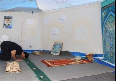 خیمههای معرفت در ایام اربعین در استان کرمانشاه برپا میشود