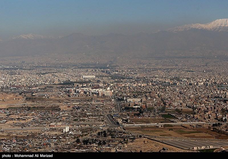هوای تهران برای گروههای حساس ناسالم شد/تشدید آلایندگی تا عصر امروز
